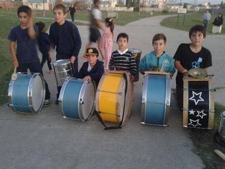 Instrumentos para Tirados a la Marchanta