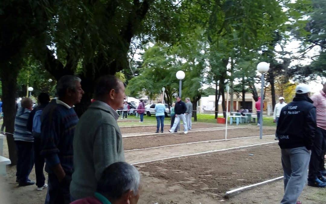 Se realizó el Torneo Regional de Tejo Copa Ciudad de Trenque Lauquen