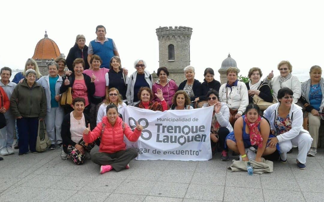 Se realizó un viaje de Turismo Social a Mar del Plata
