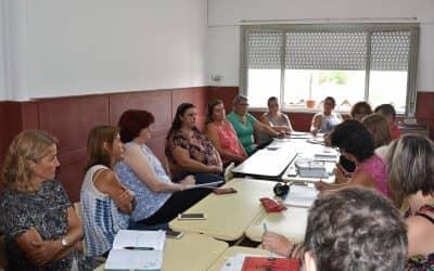 INFRAESTRUCTURA ESCOLAR Y LA AGENDA DE TRABAJO 2019, FUERON LOS TEMAS DE LA PRIMERA REUNIÓN ANUAL DE UEGD