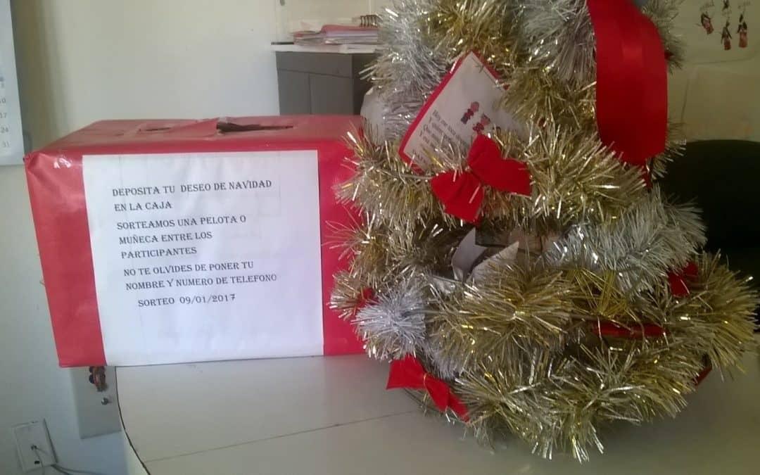 """""""Un deseo de navidad"""" en el Anexo Vilbazo"""
