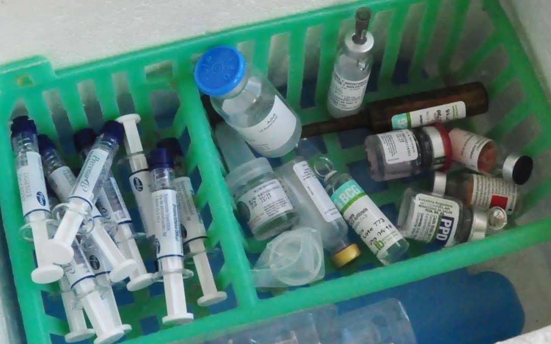 Vacunas para embarazadas