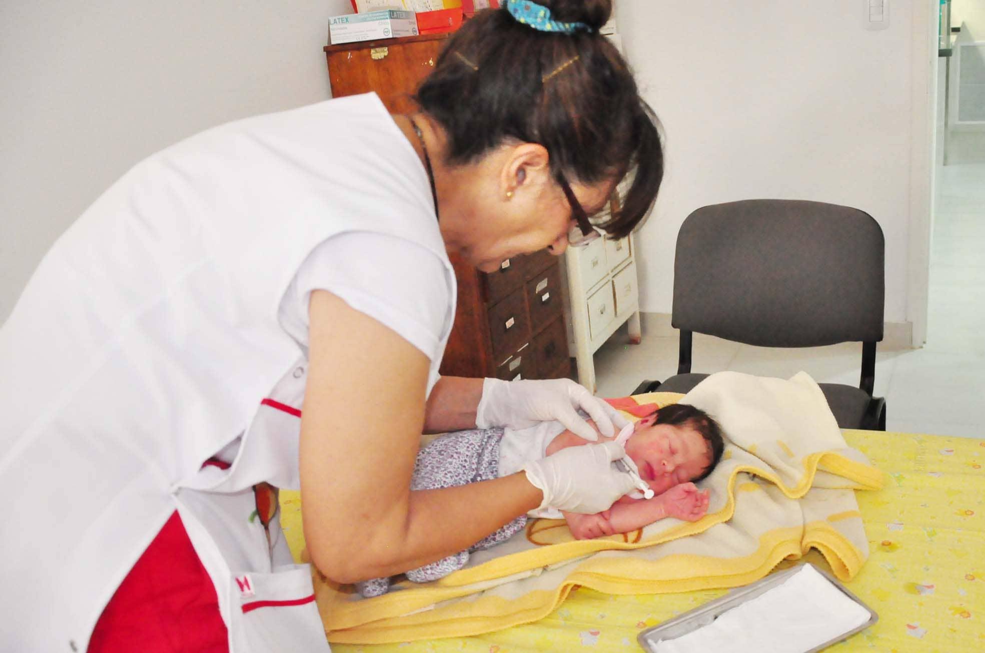 Servicio de Vacunación