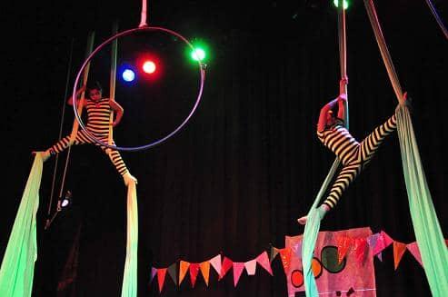 Varieté de Circo del Envión