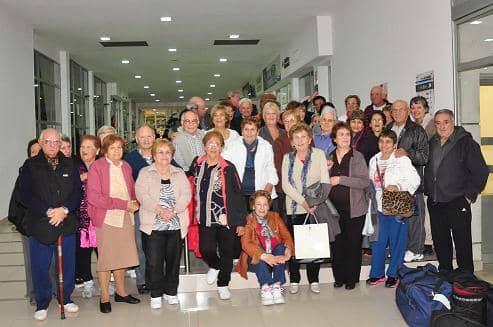 T. Lauquen en Movimiento viajó a Córdoba