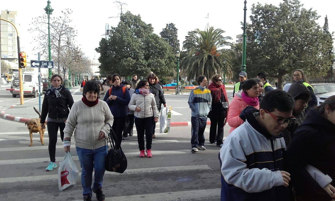 Cumen Che y Centro de Día en Santa Rosa