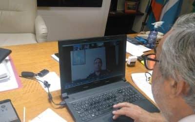 CORONAVIRUS: EL COMITÉ DE EMERGENCIA SE REUNIÓ MEDIANTE VIDEOCONFERENCIA PARA ANALIZAR LA SITUACIÓN LOCAL