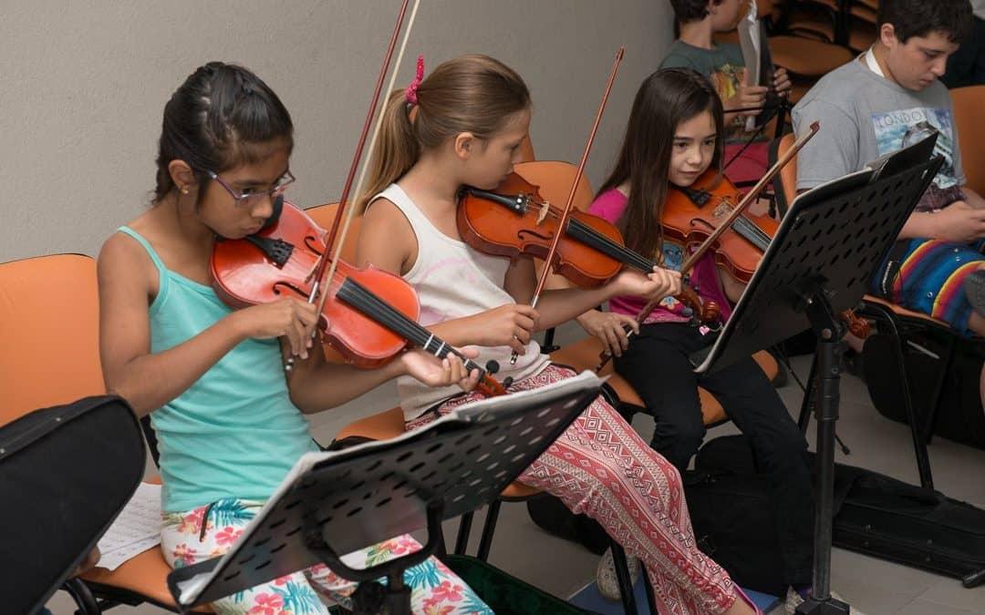 Este jueves abre la inscripción en la Escuela Municipal de Música
