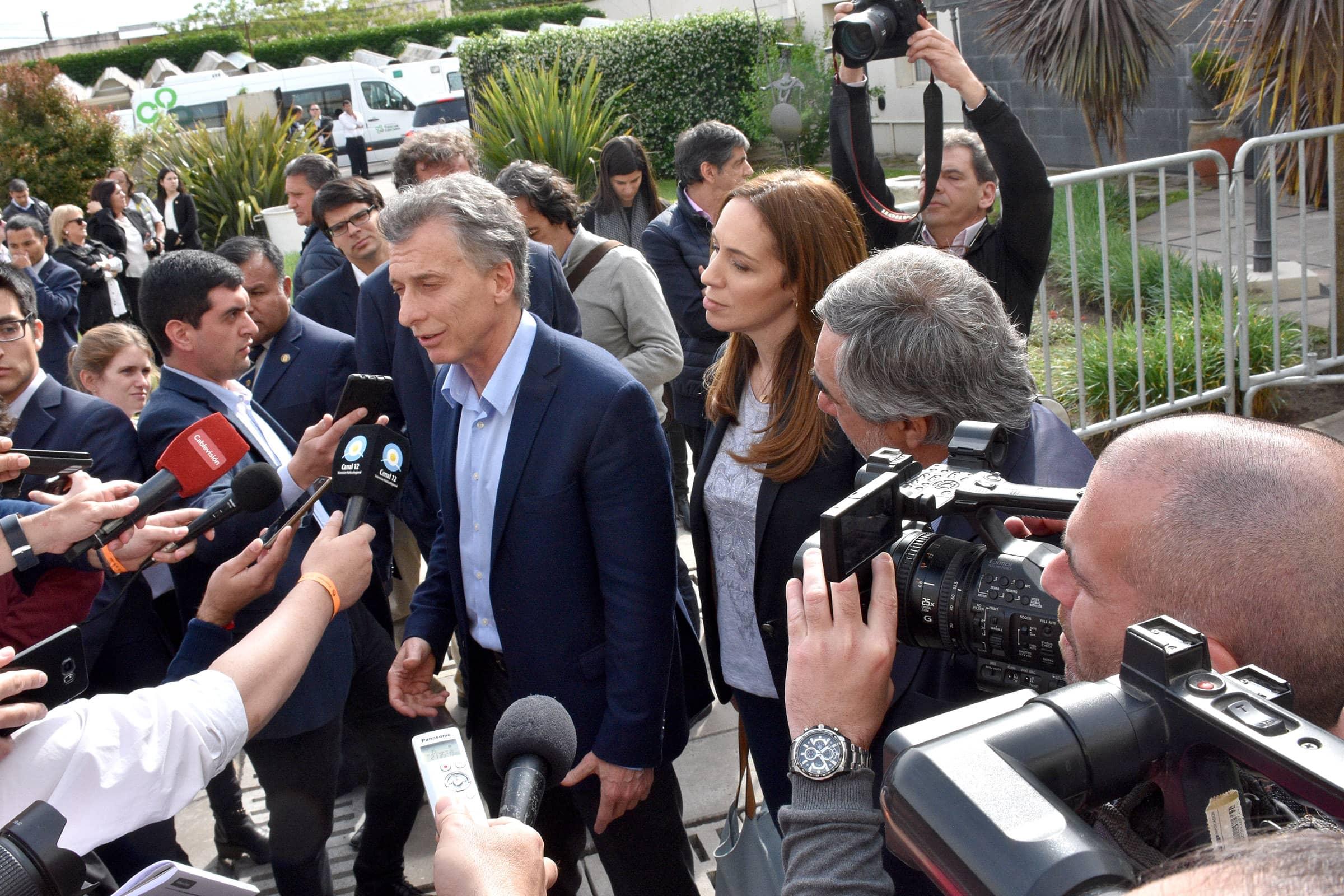 visita Macri Vidal (2)