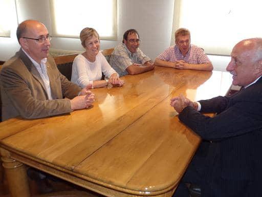 Visita del Rotary Club