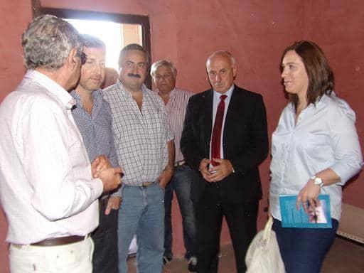 Feito recibió hoy a María Eugenia Vidal