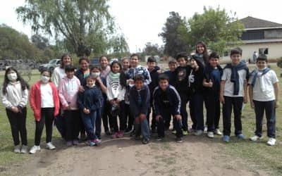 La Escuela 5 visitó y recorrió el Prolim