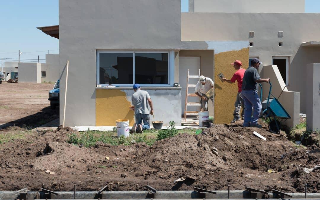 El Municipio busca nuevas formas de financiación para la construcción de viviendas
