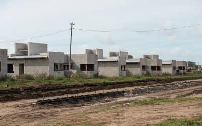El Municipio avanza con las viviendas en todo el distrito