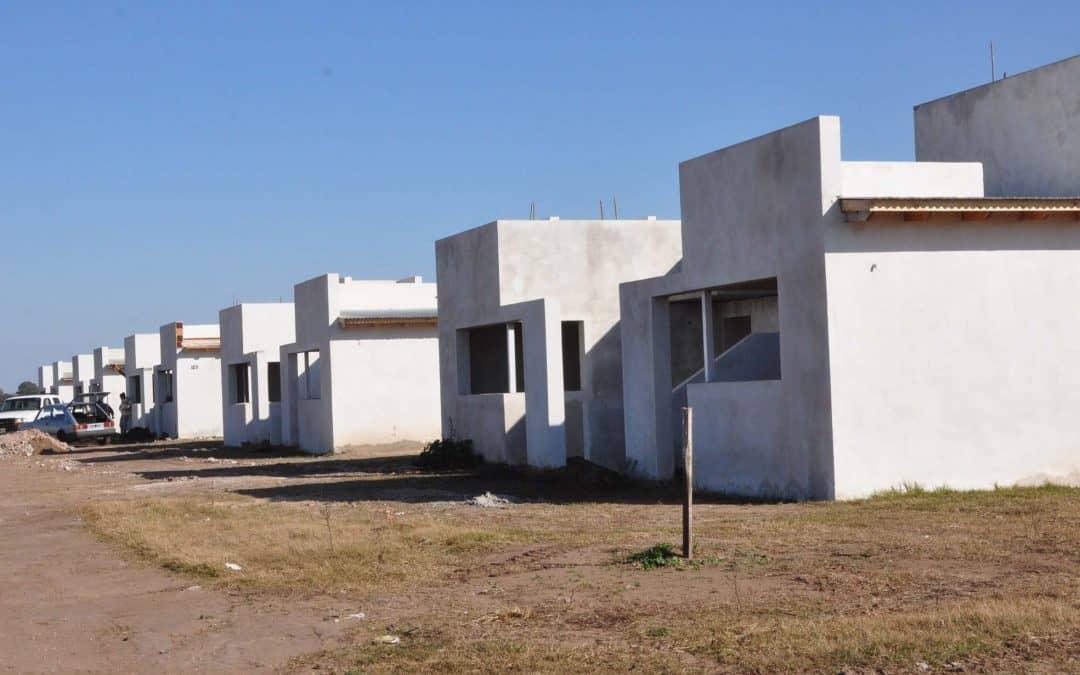 Se sortearán 14 viviendas del círculo cerrado de las 90 casas y su ubicación