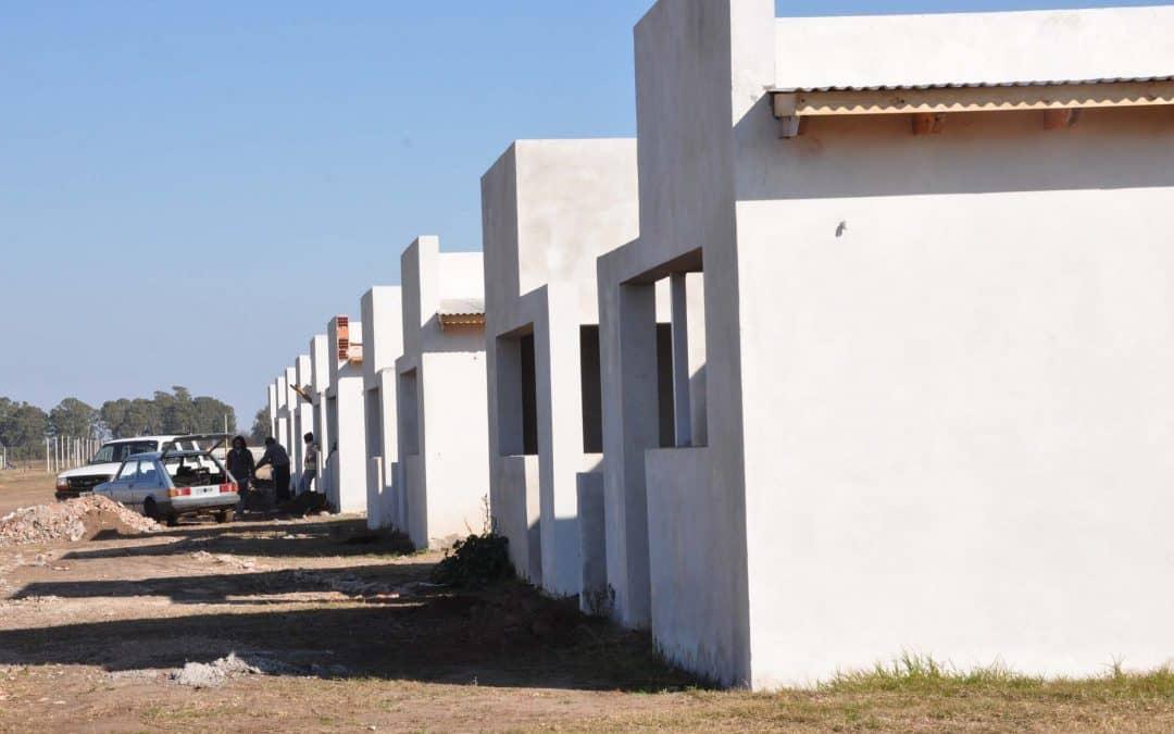 Por gestiones del Municipio se construirán 52 viviendas