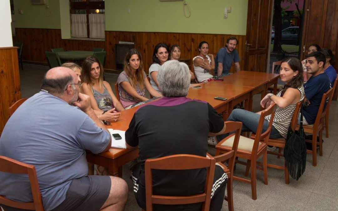 Mañana comienza la actividad de la Liga Municipal de Vóley Femenino