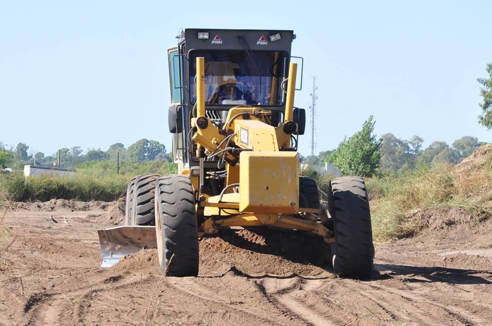 Se habilitó un desvío en la Zona Rural