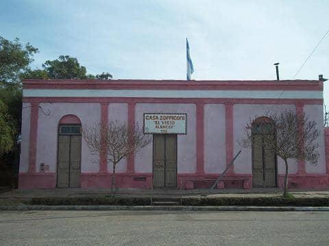 Casa Zoppiconi cumplió 100 años